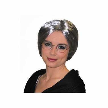 Sarah pop 50 jaar pruik